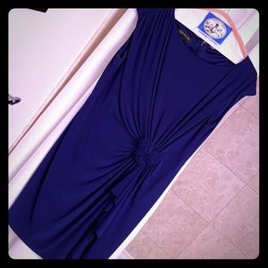Jones New York Indigo Dress 14